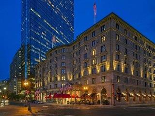 The Fairmont Copley Plaza Boston - New England