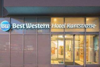 Best Western Hotel Kantstrasse Berlin - Berlin