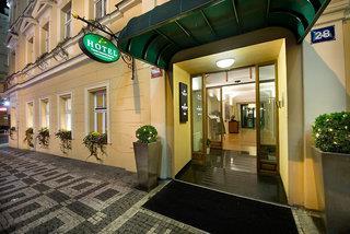 Three Crowns Hotel - Tschechien