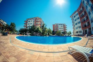 Riviera Fort Beach - Bulgarien: Sonnenstrand / Burgas / Nessebar