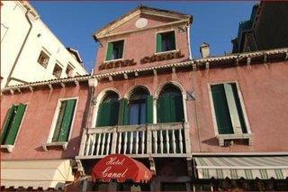 Hotel Canal - Venetien