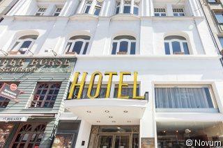 Novum Hotel Kronprinz Hamburg Hauptbahnhof - Hamburg