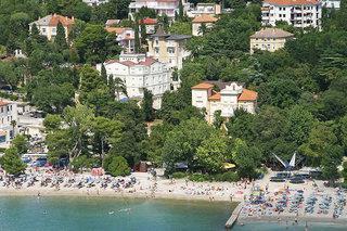 Vila Ruzica & Dependance Villa Coltelli & Pavillons - Kroatien: Kvarner Bucht