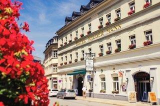 Traditionshotel Wilder Mann - Erzgebirge