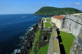 Pousada de Angra do Heroismo - Forte Sao Sebastiao - Azoren