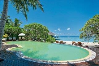 Malediven Adaaran Prestige Meedhupparu Water Villas Urlaubsangebote Malediven günstig