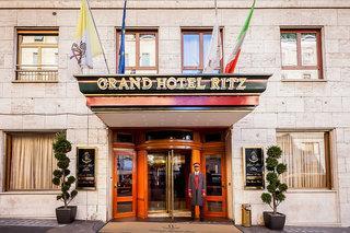 Grand Hotel Ritz - Rom & Umgebung