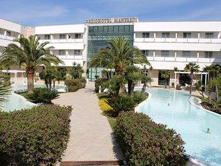 Regiohotel Manfredi Wellness & Resort - Apulien