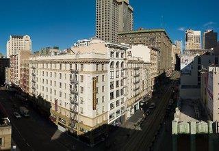 Villa Florence, a Union Square Hotel - Kalifornien