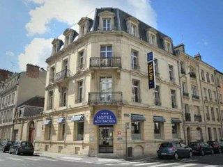 Brit Hotel Aux Sacres - Franche-Comté & Champagne-Ardenne