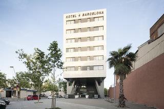 Hotel 4 Barcelona - Barcelona & Umgebung