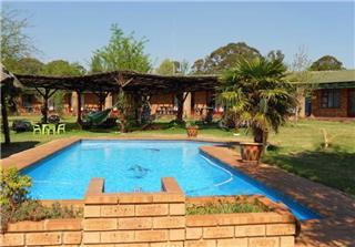 Airport Game Lodge - Südafrika: Gauteng (Johannesburg)