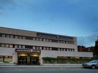 Attica 21 Aparthotel Valles Sabadell - Barcelona & Umgebung