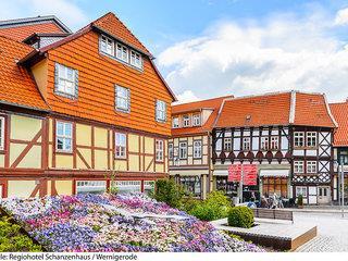 Schanzenhaus - Harz