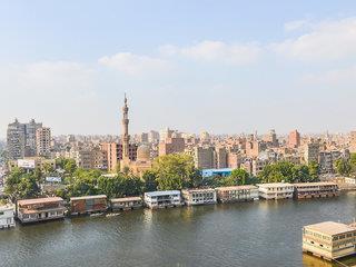 Hotel Golden Tulip Flamenco - Kairo - Ägypten