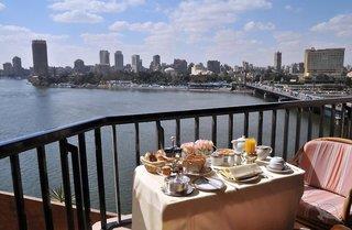 Hotel Intercontinental Semiramis - Ägypten - Kairo & Gizeh & Memphis & Ismailia
