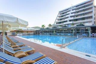 Hotel Doganay Beach - Türkei - Side & Alanya