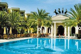 Hotel Yetkin - Türkei - Side & Alanya