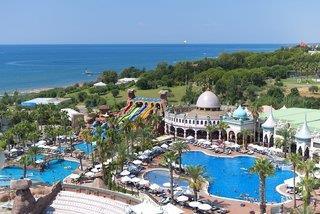 Hotel Kamelya World Fulya - Türkei - Side & Alanya