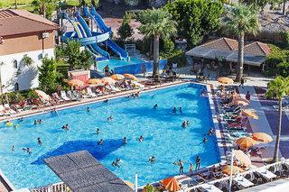 Hotel Justiniano Club Alanya - Türkei - Side & Alanya