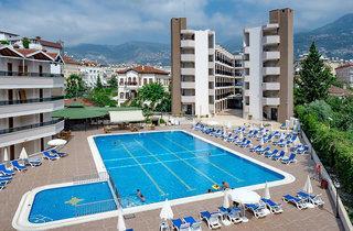 Hotel Panorama - Türkei - Side & Alanya