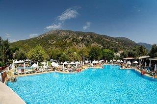 Hotel Club Belcekiz Beach - Türkei - Dalyan - Dalaman - Fethiye - Ölüdeniz - Kas