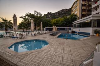 Hotel Marbas - Türkei - Marmaris & Icmeler & Datca