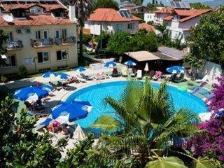 Hotel Metin - Türkei - Dalyan - Dalaman - Fethiye - Ölüdeniz - Kas