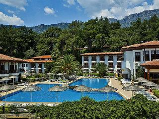 Hotel Yücelen - Türkei - Marmaris & Icmeler & Datca