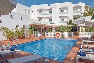Hotel Roca Plana - Es Pujols - Spanien