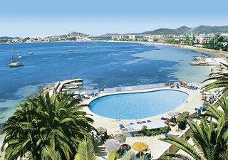 Hotel Simbad - Playa Talamanca - Spanien