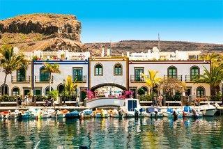 Club de Mar Hotel - Puerto De Mogan - Spanien