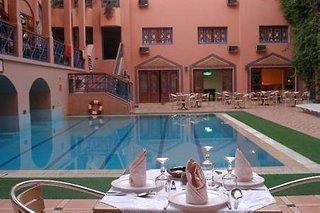 Hotel Oudaya - Marrakesch - Marokko