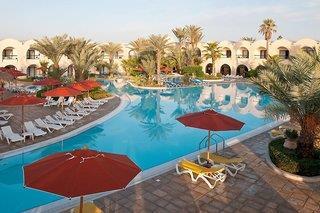 Hotel SENTIDO Djerba Beach - Sidi Mahres Strand - Tunesien
