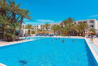 Hotel Calimera Yati Beach - Sidi Mahres Strand - Tunesien