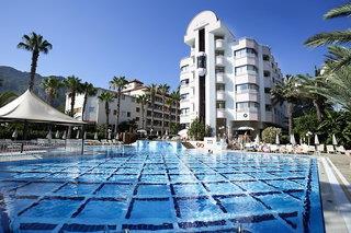 Hotel Aqua - Icmeler - Türkei