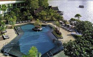 Hotel Shangri La Gesamtanlage