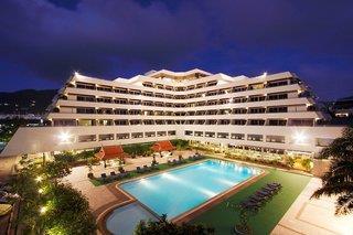 Hotel Patong Resort & Garden Wing - Patong Beach - Thailand