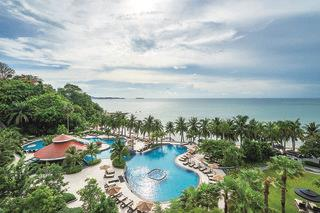 Hotel Royal Cliff Beach Resort Gesamtanlage - Thailand - Thailand: Südosten (Pattaya, Jomtien)