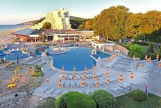 Hotel Gergana Beach - Albena - Bulgarien