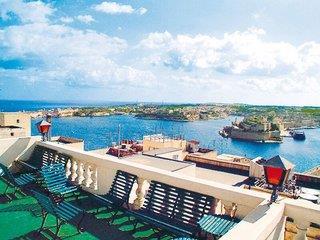 Hotel Castille - Valletta - Malta
