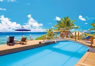 Hotel Patatran Village - Insel La Digue - Seychellen