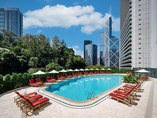 Hotel Shangri La Island Hongkong - Hongkong - Hongkong & Kowloon & Hongkong Island