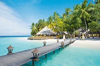 Hotel Angsana Resort & Ihuru Island Resort - Malediven - Malediven