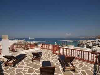 Hotel Petasos Town - Griechenland - Mykonos
