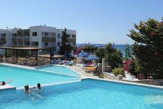 Hotel Sirene Beach - Trianta Bay ( Ixia, Ialyssos, Kremasti) - Griechenland