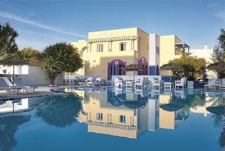 Hotel Aqua Vatos - Griechenland - Santorin