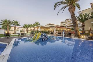 Hotel Galaxy - Laganas - Griechenland