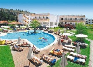 Hotel Alfa - Griechenland - Rhodos