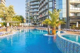 Hotel Meridian - Bulgarien - Bulgarien: Sonnenstrand / Burgas / Nessebar